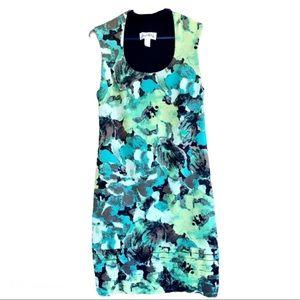 Joseph Ribkoff floral print dress Sz 10